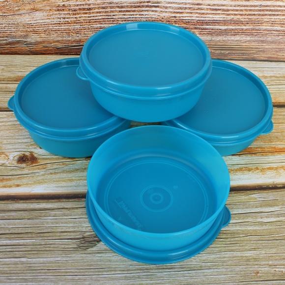 Tupperware Kitchen New Tupperware Little Wonders Bowls Set Of 4 Poshmark